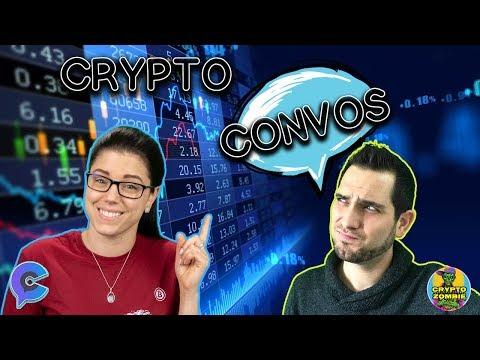 Crypto Convos   Featuring K-Dub from The Crypto Zombie 💬