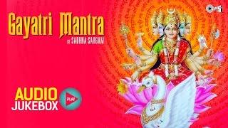 Gambar cover Gayatri Mantra Non Stop - Om Bhur Bhuva Swaha | Sadhana Sargam, Alka Yagnik, Babul Supriyo