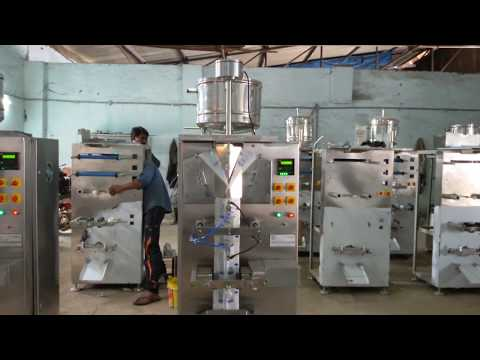 Milk Pouch Packaging Machines..9573538341
