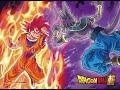 Super Saiyan God Goku Vs Beerus Full Fight