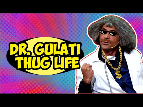 Thumbnail: The Ultimate Thug Life Of Dr. Mashoor Gulati | The Kapil Sharma Show | Compilation