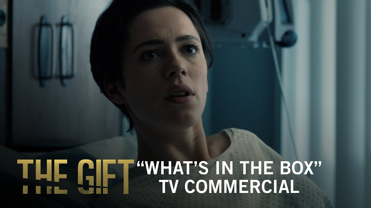 The gift whats in the box tv commercial stx entertainment the gift whats in the box tv commercial stx entertainment youtube negle Gallery