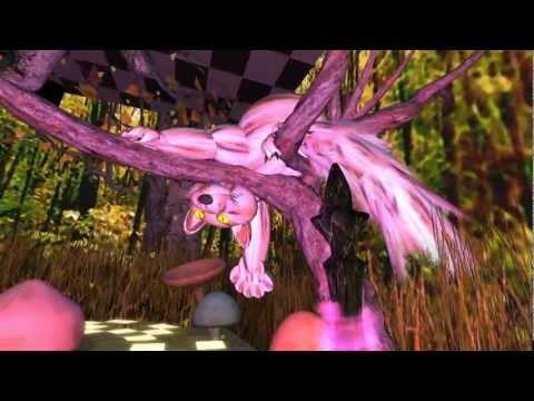 Second Life - Alice's Adventures in Wonderland - Attraction