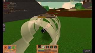 Heavy plays ROBLOX (Elemental Battlegrounds)