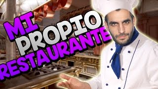 MI PROPIO RESTAURANTE MUSICAL | Restaurant Empire 2 gameplay español | [KraoESP]