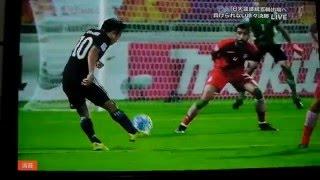 AFC U-23選手権2016 日本代表全ゴール