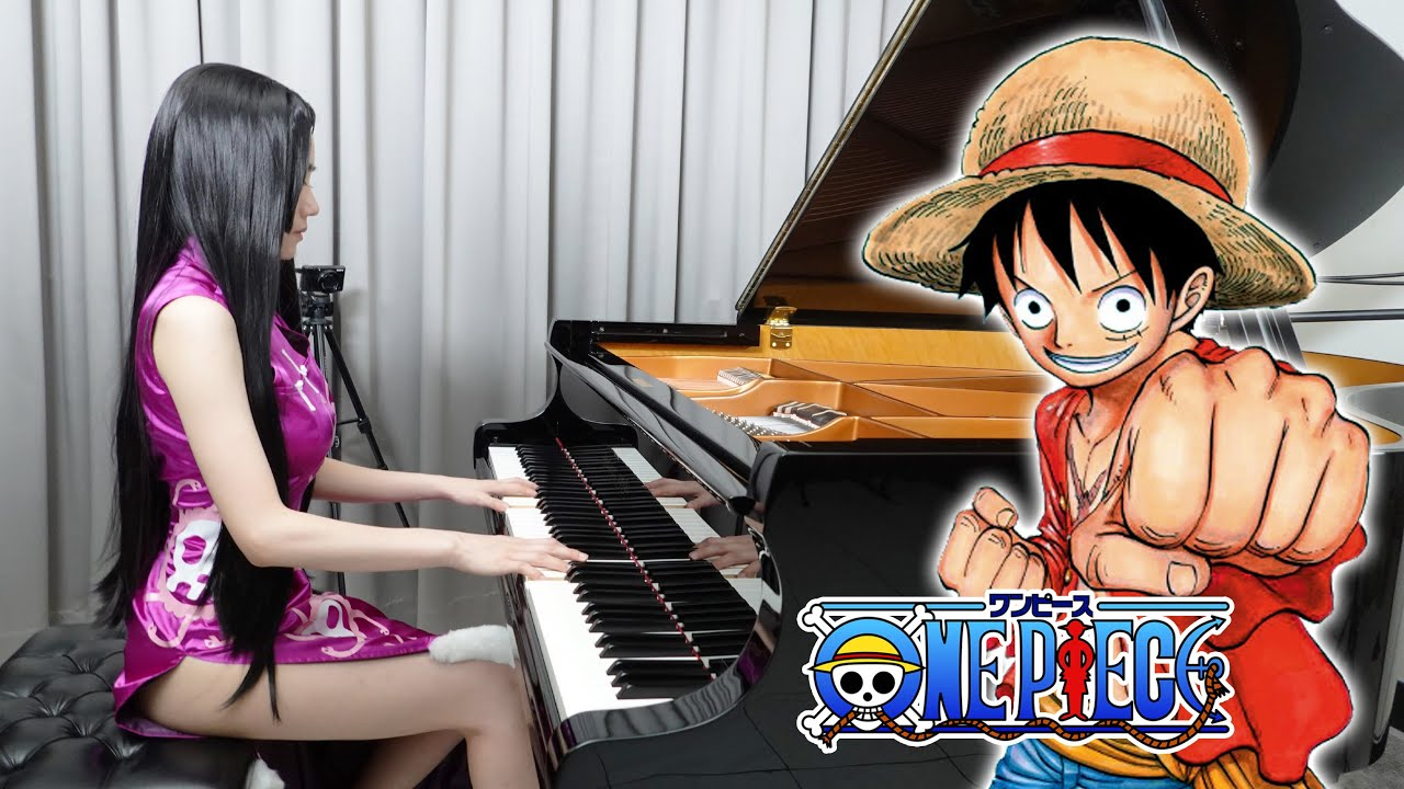 One Piece OP14「Fight Together」Full Version - Ru's Piano Cover -