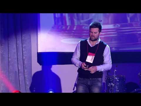 Вы то, что вы пьёте | Vadim Granovskiy | TEDxKyiv