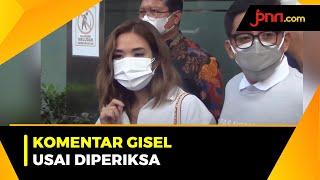 Pernyataan Gisel Usai Penuhi Panggilan Polda Metro Jaya - JPNN.com