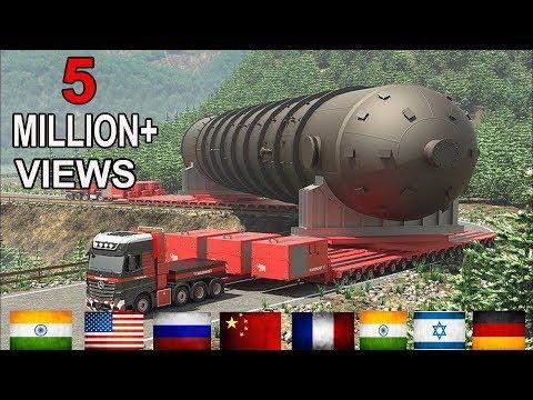 ये हे 2018 में दुनिया का 10 सबसे खतरनाक MISSILE | इन में भारत का 2 मिसाइल हे सामिल