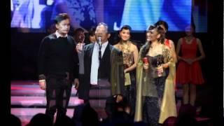 Satu Dekade HUT Obsesi Award 2015 Berlangsung meriah