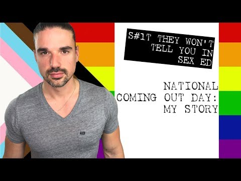 National Coming Out Day: My Story