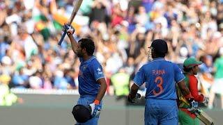 2015 WC: Rohit Sharma on scoring 137 vs Bangladesh