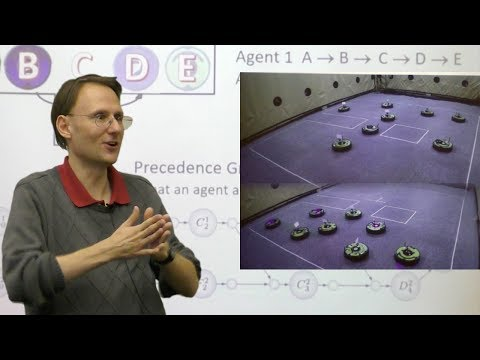 RI Seminar : Sven Koenig: Progress on Multi-Robot Path Finding