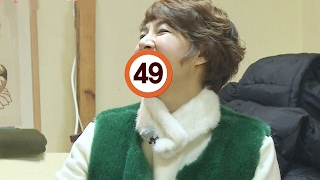 박선영, 제대로 물 만난 '49금' 빙고 게임 @불타는 청춘 93회 20170131