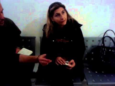 31.01.2014 - Anomalia parma intervista Giusi Nicolini, sindaco di Lampedusa.
