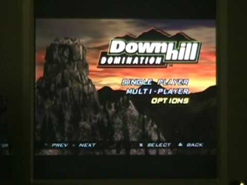 Downhill domination review