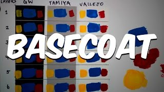 Episode 04: Basecoating