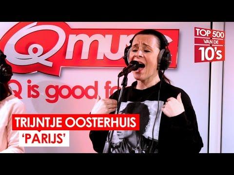 Trijntje Oosterhuis - 'Parijs' (live bij Mattie & Wietze)