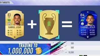 FIFA 19 THE 10 BEST SNIPING FILTERS! - TRADING TO 1 MILLION COINS #10