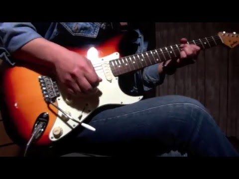 Stevie Ray Vaughan - Look At Little Sister (guitar cover) mp3