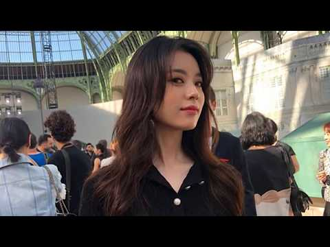 Han Hyo Joo at Chanel Haute Couture Show 2018