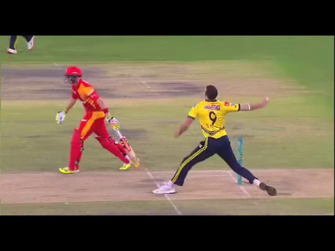 Shaun tait bowling action slow motion - YouTube