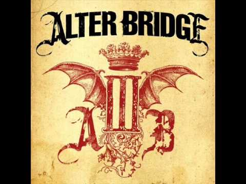 Alter Bridge - Breathe Again (lyrics)