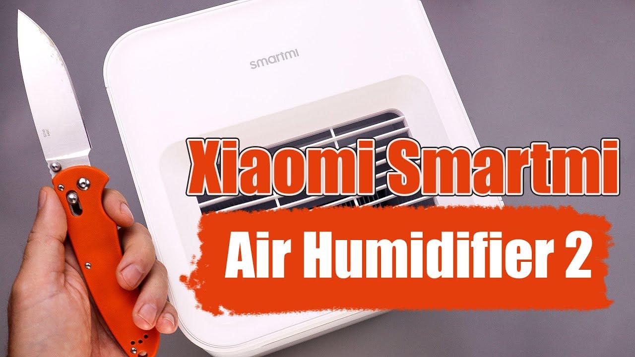 ГОТОВИМСЯ К ЗИМЕ С XIAOMI! ОБЗОР Xiaomi Smartmi Air Humidifier 2 и ИНТЕГРАЦИЯ В УМНЫЙ ДОМ!