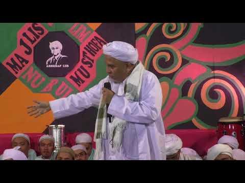 CERAMAH LUCU HABIB MUHAMMAD BIN HUSIN ALAYDRUS 30 SEP 2017 PEJATEN BARAT JAKARTA SELATAN