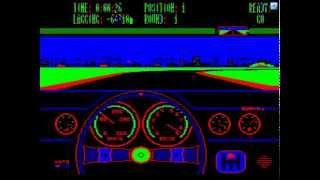 БК-0010, игра Ferrari (BK-0010, Ferrari)