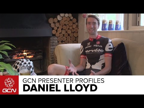 Daniel Lloyd – Meet The GCN Presenters