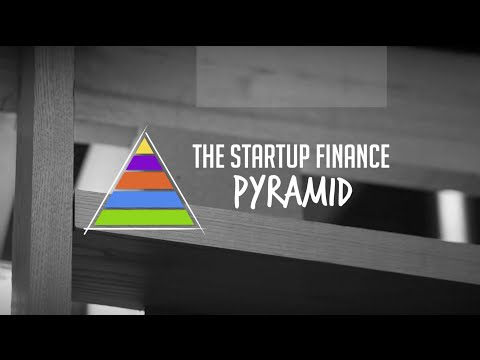 The Art of Startup Finance: The Startup Finance Pyramid