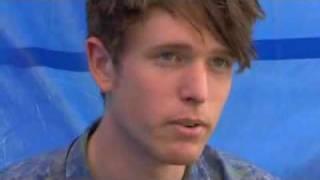 James Blake - Interview @ Pitchfork Music Festival 2011