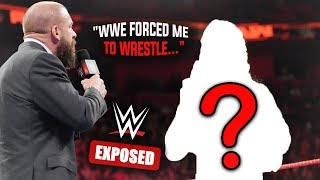 Huge WWE Superstar REVEALS That WWE FORCED Him To Wrestle Against His Will (WWE Responds) - WWE Raw