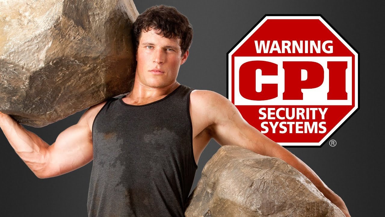 Luke Kuechly >> What if Luke Kuechly was your landscaper - CPI Security