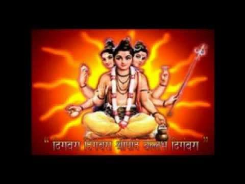 Datta darshanala jayacha marathi bhajan lyrics