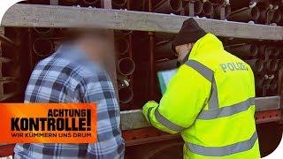 LKW-KATASTROPHE: Mehr Verstöße & Mängel sind kaum möglich! | Achtung Kontrolle | kabel eins
