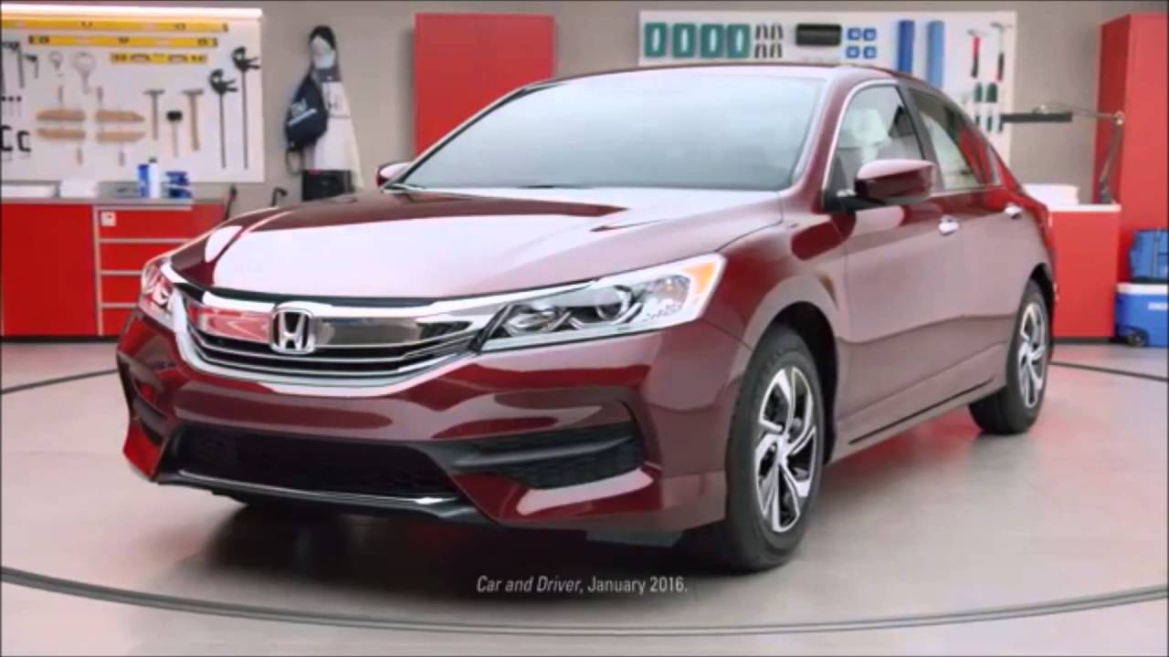 Delightful 2016 Honda Accord Sedan Santa Ana, CA | Freeway Honda