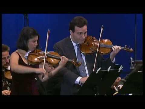 Bach Double Concerto Mov.1