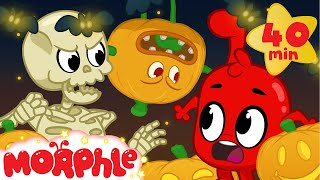 Halloween Comes To Life - My Magic Pet Morphle  Cartoons For Kids  Morphle TV  BRAND NEW