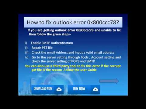 Fixing Outlok Error 421