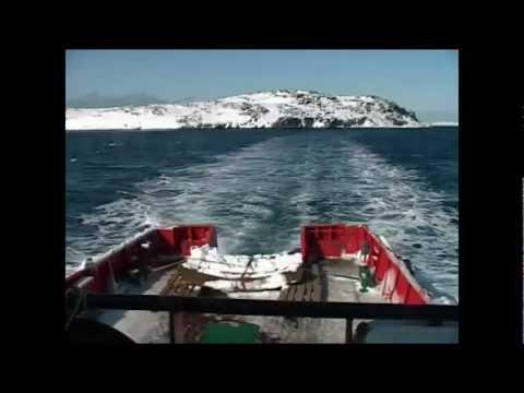 Fra Nuuk til bunden af Buksefjorden.
