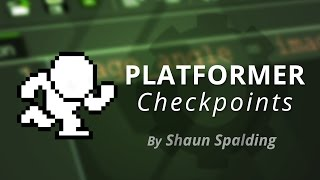 Game Maker Studio: Checkpoints Tutorial [Platformer]