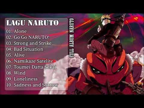 LAGU NARUTO FULL ALBUM 2018 (PART 1)