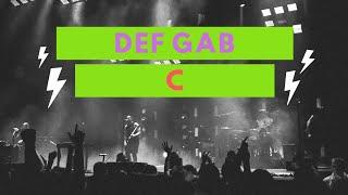 Video Def Gab C - Citarasa  (Live!) download MP3, 3GP, MP4, WEBM, AVI, FLV Agustus 2018