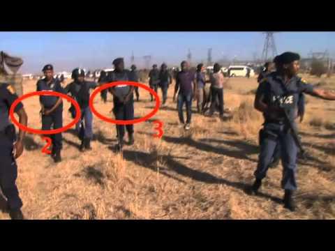 Marikana Massacre 'Damning' Evidence Emerges