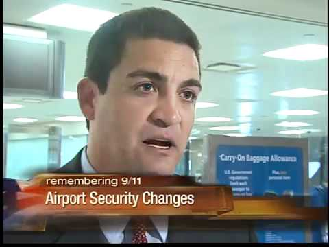 airport security post 9 11 Prior to 9/11, passenger screening was the responsibility of the individual airlines  after, the transportation security administration—tsa— a.