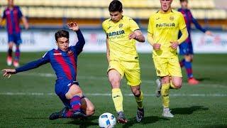 Resumen Juvenil A 1 - 2 Levante UD