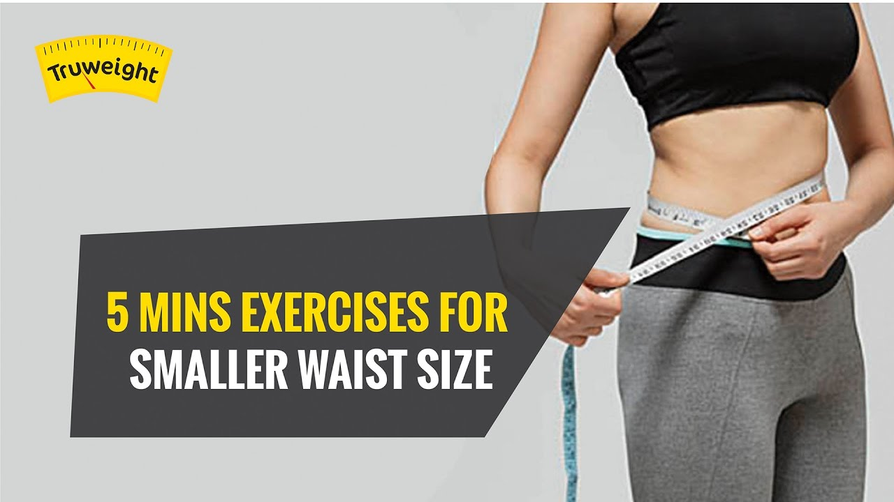 How to Reduce Waist Size